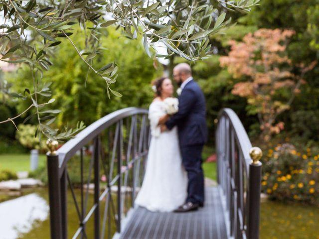 Le nozze di Sabrina e Ivan