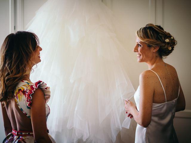 Il matrimonio di Simone e Benedetta a Lerici, La Spezia 31