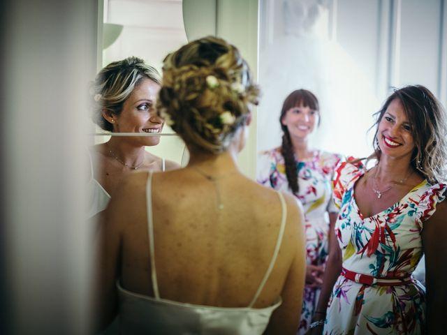 Il matrimonio di Simone e Benedetta a Lerici, La Spezia 32
