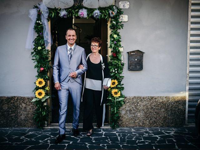 Il matrimonio di Simone e Benedetta a Lerici, La Spezia 37