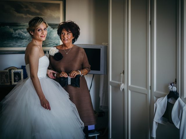 Il matrimonio di Simone e Benedetta a Lerici, La Spezia 40