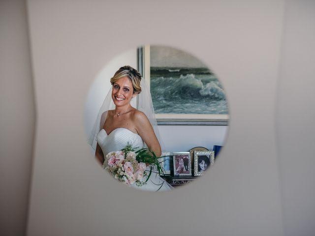 Il matrimonio di Simone e Benedetta a Lerici, La Spezia 45
