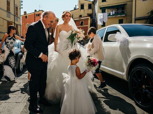 Il matrimonio di Simone e Benedetta a Lerici, La Spezia 56