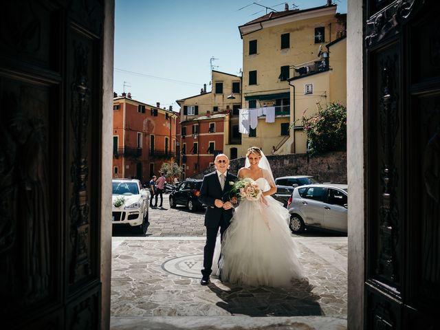 Il matrimonio di Simone e Benedetta a Lerici, La Spezia 57