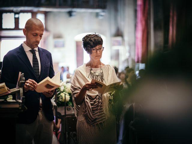 Il matrimonio di Simone e Benedetta a Lerici, La Spezia 71