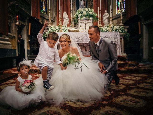 Il matrimonio di Simone e Benedetta a Lerici, La Spezia 84