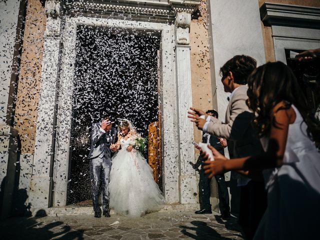 Il matrimonio di Simone e Benedetta a Lerici, La Spezia 86