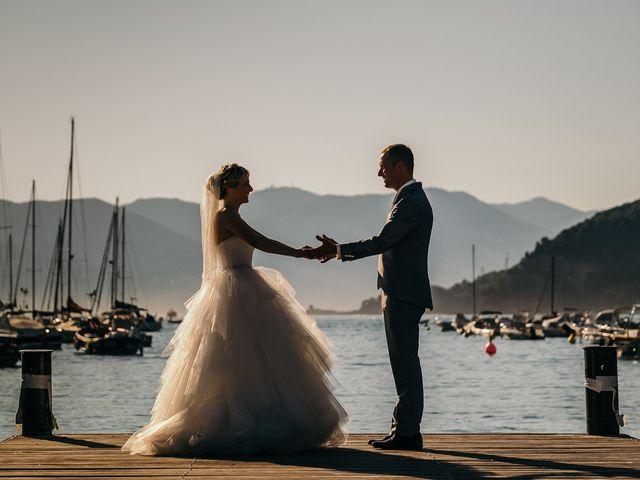 Il matrimonio di Simone e Benedetta a Lerici, La Spezia 90
