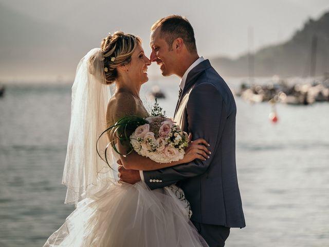 Il matrimonio di Simone e Benedetta a Lerici, La Spezia 91