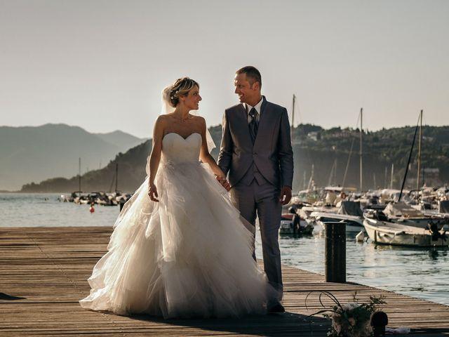 Il matrimonio di Simone e Benedetta a Lerici, La Spezia 92
