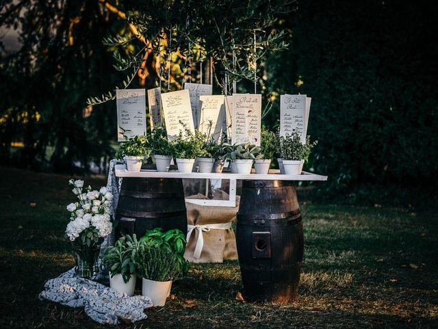 Il matrimonio di Simone e Benedetta a Lerici, La Spezia 98