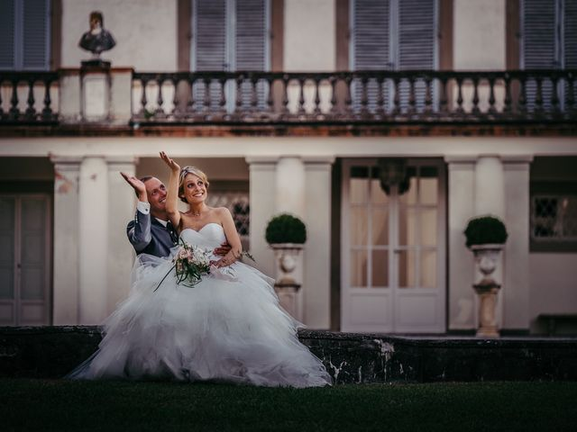 Il matrimonio di Simone e Benedetta a Lerici, La Spezia 108