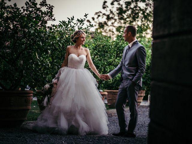 Il matrimonio di Simone e Benedetta a Lerici, La Spezia 115