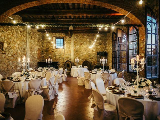 Il matrimonio di Simone e Benedetta a Lerici, La Spezia 116