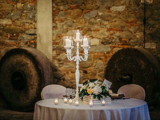 Il matrimonio di Simone e Benedetta a Lerici, La Spezia 117