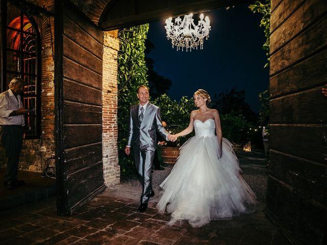 Il matrimonio di Simone e Benedetta a Lerici, La Spezia 119