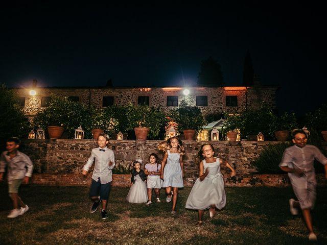 Il matrimonio di Simone e Benedetta a Lerici, La Spezia 120