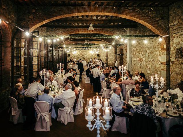 Il matrimonio di Simone e Benedetta a Lerici, La Spezia 122
