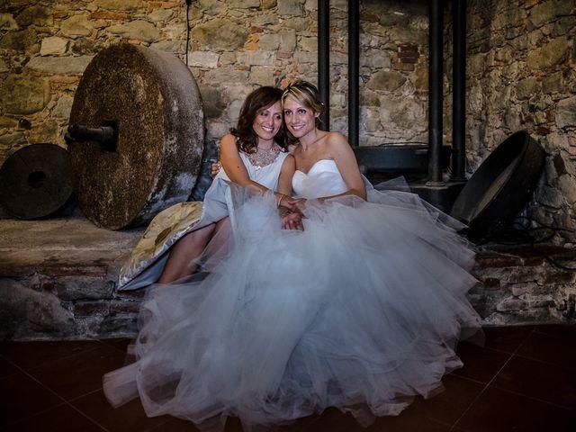 Il matrimonio di Simone e Benedetta a Lerici, La Spezia 123