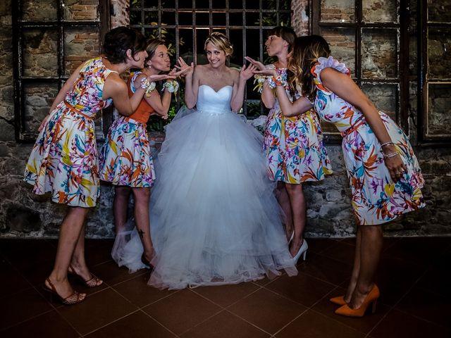 Il matrimonio di Simone e Benedetta a Lerici, La Spezia 126