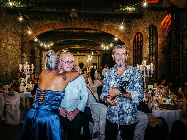 Il matrimonio di Simone e Benedetta a Lerici, La Spezia 130