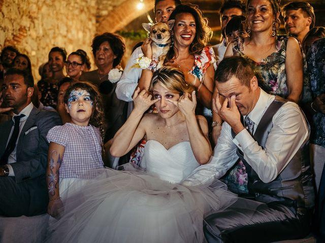 Il matrimonio di Simone e Benedetta a Lerici, La Spezia 135