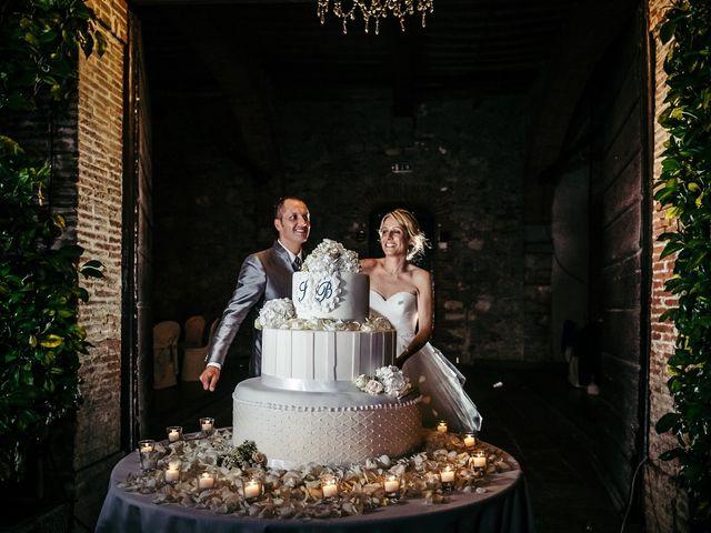 Il matrimonio di Simone e Benedetta a Lerici, La Spezia 138