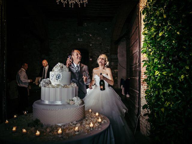 Il matrimonio di Simone e Benedetta a Lerici, La Spezia 139