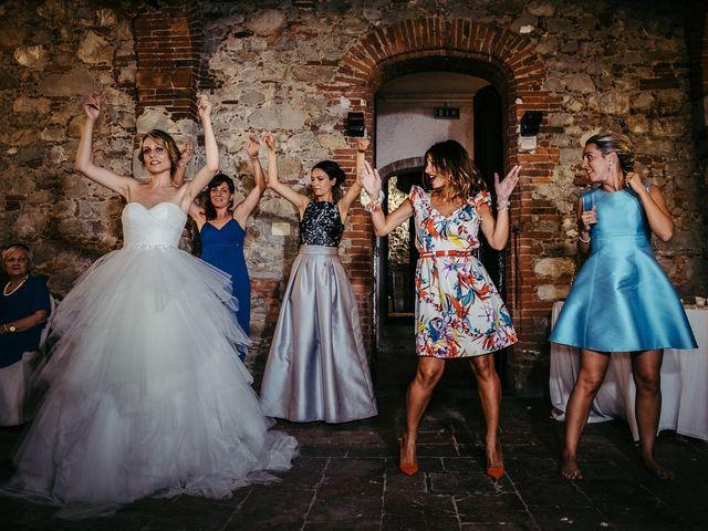 Il matrimonio di Simone e Benedetta a Lerici, La Spezia 151