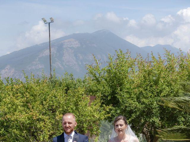 Il matrimonio di Cosimo e Anna a Eboli, Salerno 3
