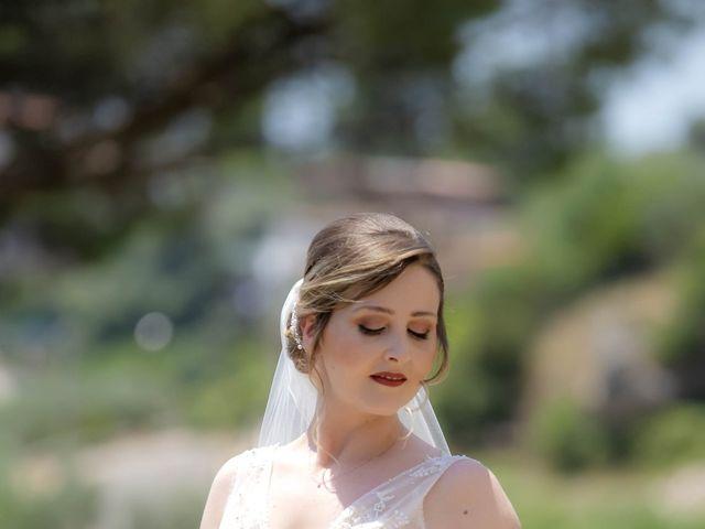 Il matrimonio di Cosimo e Anna a Eboli, Salerno 8