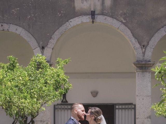 Il matrimonio di Cosimo e Anna a Eboli, Salerno 9
