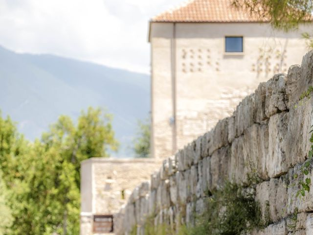 Il matrimonio di Cosimo e Anna a Eboli, Salerno 10
