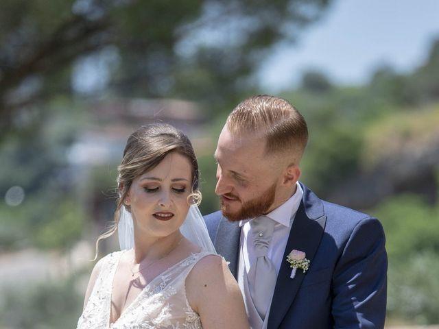 Il matrimonio di Cosimo e Anna a Eboli, Salerno 11