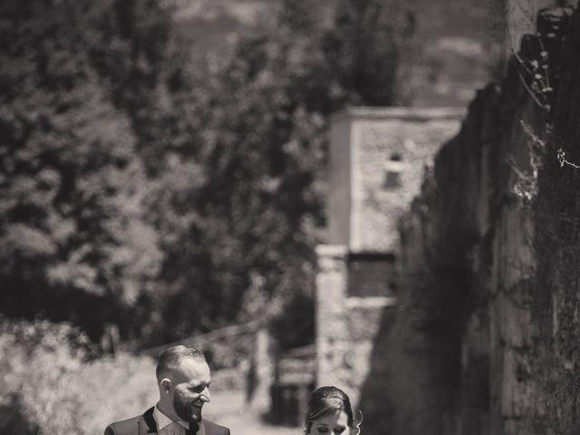 Il matrimonio di Cosimo e Anna a Eboli, Salerno 19