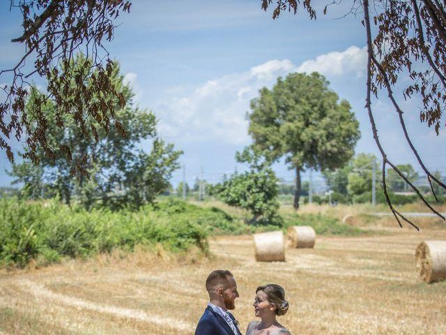 Il matrimonio di Cosimo e Anna a Eboli, Salerno 20