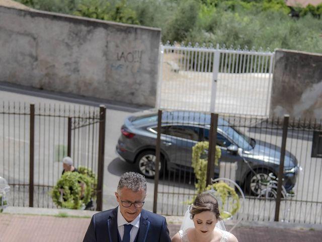 Il matrimonio di Cosimo e Anna a Eboli, Salerno 29