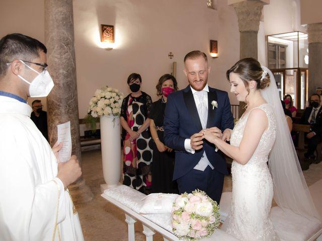 Il matrimonio di Cosimo e Anna a Eboli, Salerno 30