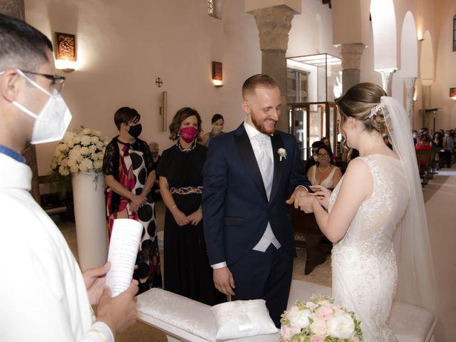 Il matrimonio di Cosimo e Anna a Eboli, Salerno 31