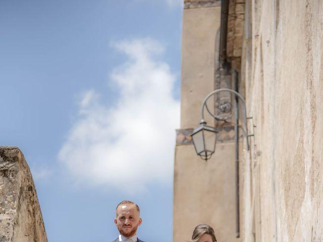 Il matrimonio di Cosimo e Anna a Eboli, Salerno 32