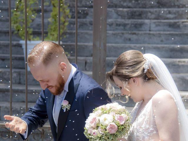 Il matrimonio di Cosimo e Anna a Eboli, Salerno 34