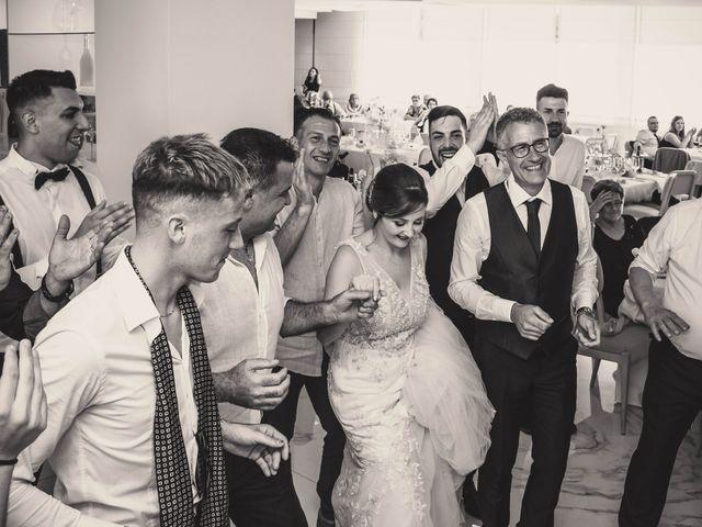 Il matrimonio di Cosimo e Anna a Eboli, Salerno 42