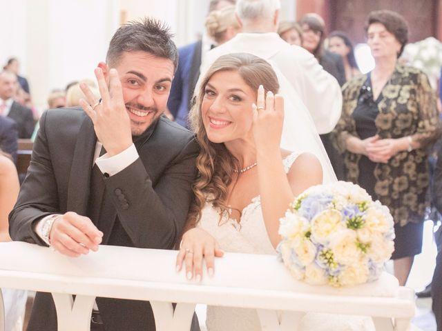 le nozze di Bezzy e Ciro