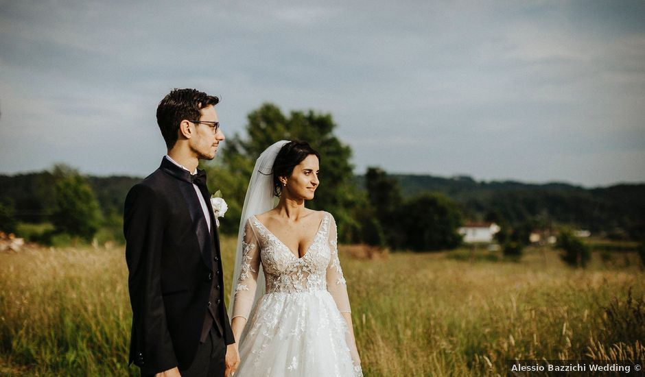 Il matrimonio di Stefano e Sara a Lucca, Lucca