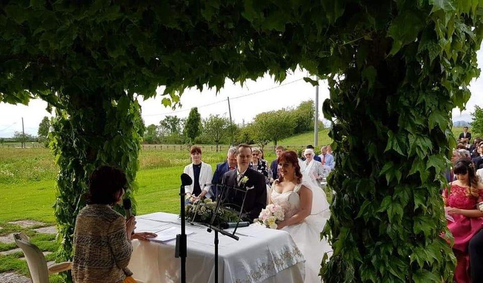 Il matrimonio di Thomas e Anna a Fara Gera d'Adda, Bergamo