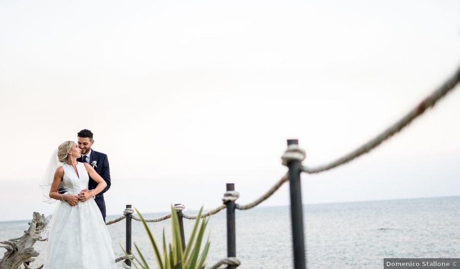 Il matrimonio di Francesco e Beky a Crotone, Crotone