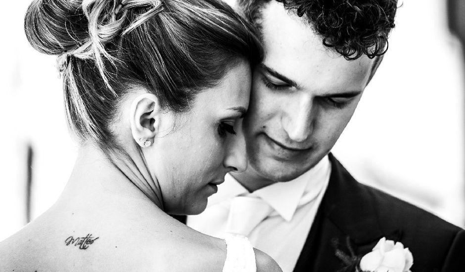 Il matrimonio di Matteo  e Milena  a Montecosaro, Macerata