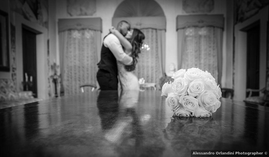 Il matrimonio di Daeyvon e Alice a Vicenza, Vicenza