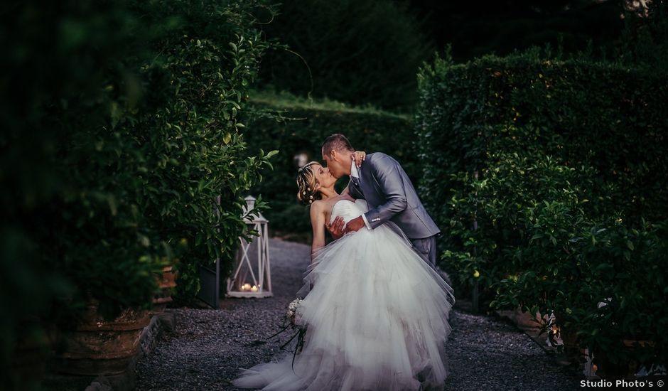 Il matrimonio di Simone e Benedetta a Lerici, La Spezia