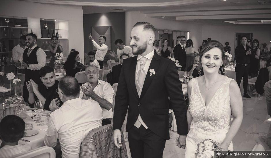 Il matrimonio di Cosimo e Anna a Eboli, Salerno